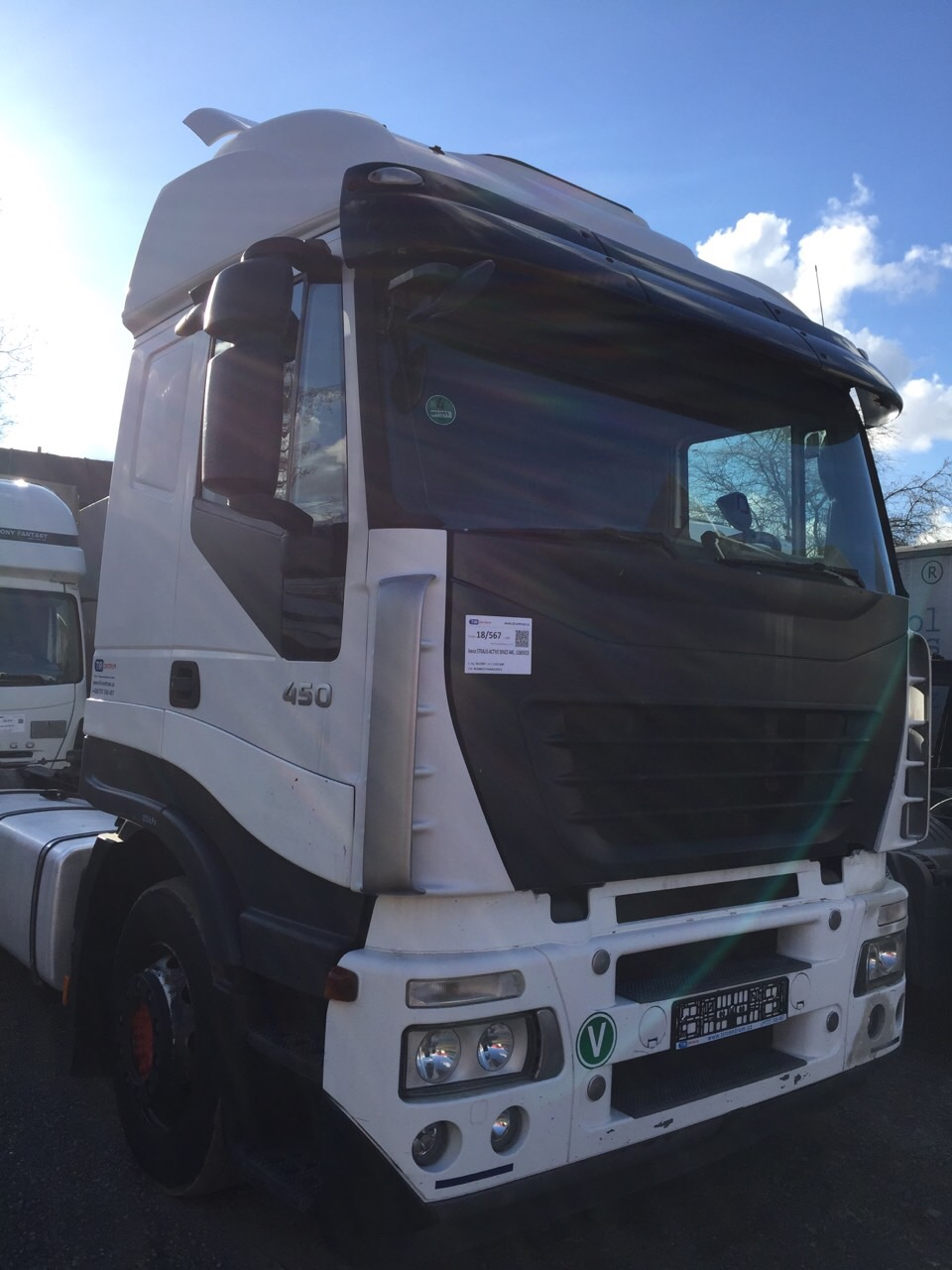 Iveco STRALIS ACTIVE SPACE 440 452